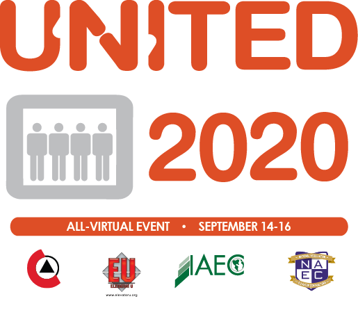 United Convention Logo Partners